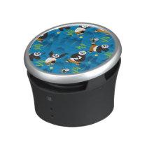 Po and Bao Blue Pattern Speaker