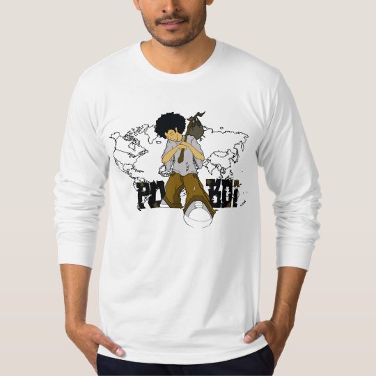 Po Boi world T-Shirt