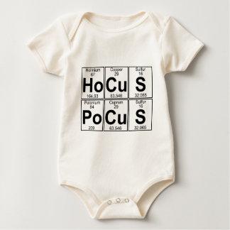 Po-Cu-s del Ho-Cu-s (fórmula de prestidigitador) - Traje De Bebé