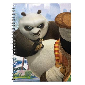 Po Kick Notebook
