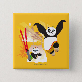 Po Ping and Bao Button