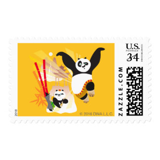 Po Ping and Bao Postage