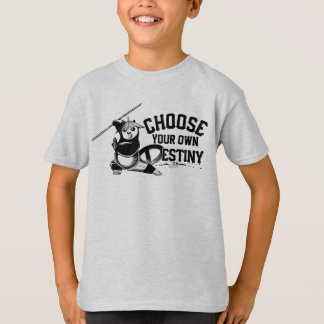 Po Ping - Choose Your Own Destiny T-Shirt