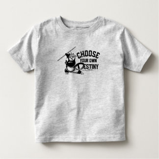 Po Ping - Choose Your Own Destiny Toddler T-shirt