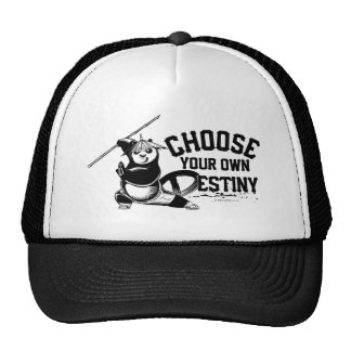Po Ping - Choose Your Own Destiny Trucker Hat