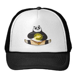 Po Ping Doing the Splits Trucker Hat
