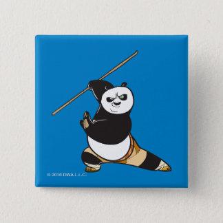 Po Ping Dragon Warrior Button