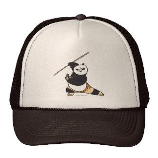 Po Ping Dragon Warrior Trucker Hat