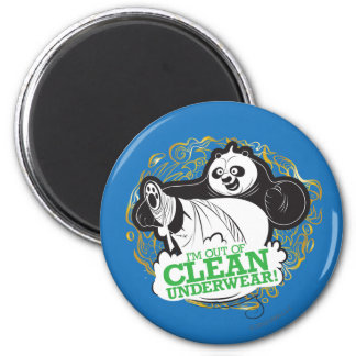 Po Ping - I'm Clean out of Underwear Magnet