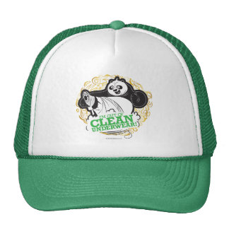 Po Ping - I'm Clean out of Underwear Trucker Hat