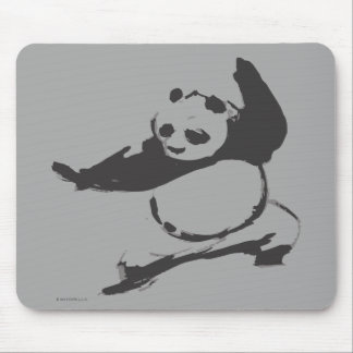 Po Ping - Legendary Dragon Warrior Mouse Pad
