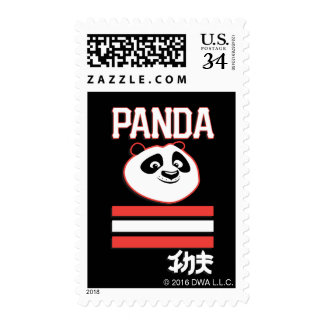 Po Ping - Panda Pop Postage
