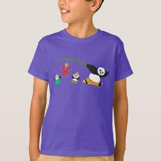 Po Playing with Pandas T-Shirt