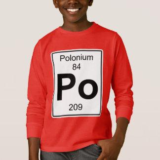 Po - Polonium T-Shirt