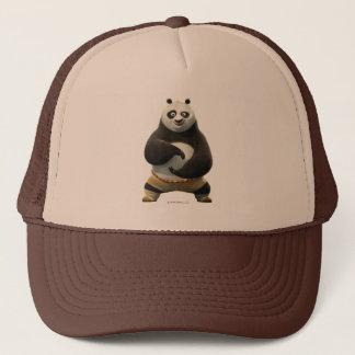 Po Posing Trucker Hat
