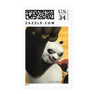 Po Punch Postage Stamp
