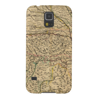 Po River Valley in Italy Galaxy S5 Cover