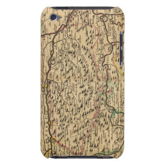 Po River Valley in Italy iPod Touch Case