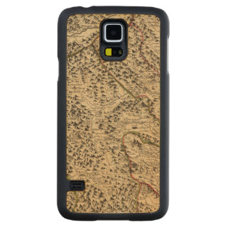 Po River Valley Carved® Maple Galaxy S5 Slim Case