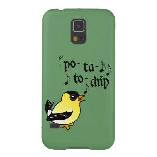 ¡Po-TA-a-microprocesador! Fundas De Galaxy S5