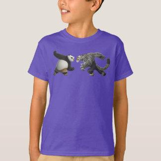 Po vs Tai Lung T-Shirt
