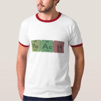 Poach-Po-Ac-H-Polonium-Actinium-Hydrogen.png T-Shirt