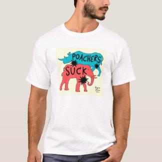 Poachers Suck T-Shirt