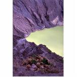 Poas Volcano, Costa Rica Photo Cut Outs