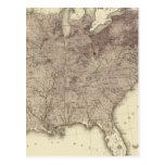 Población 1860 de los E.E.U.U. Postal