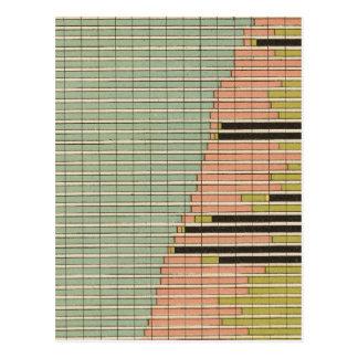 Población masculina 1900 de 45 componentes tarjetas postales