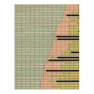 Población masculina 1900 de 46 componentes postales