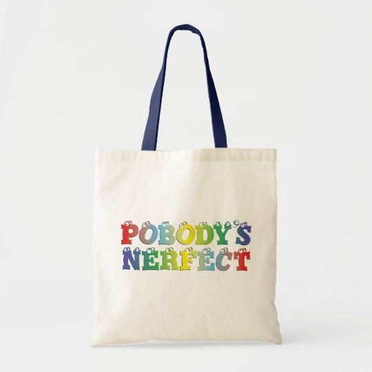 Pobody's Nerfect Bold Bag