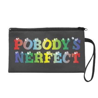 Pobody's Nerfect Bold Clutch Bag