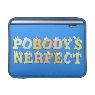 Pobody's Nerfect Pastel MacBook Air Sleeve