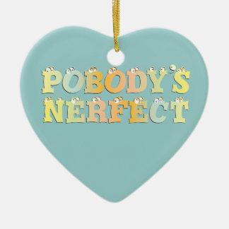 Pobody's Nerfect Pastel Ornament