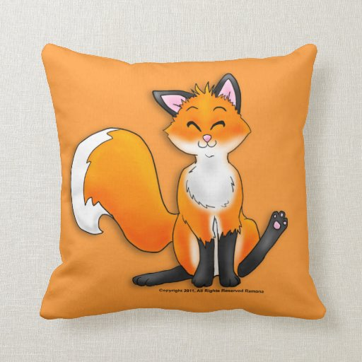 Poca almohada del Fox