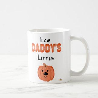 Poca calabaza soy Daddys poca calabaza Taza De Café