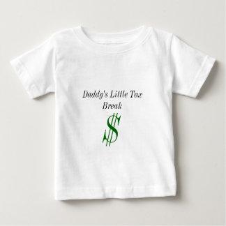 Poca camisa de la rebaja de impuestos del papá