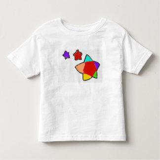 poca camiseta de la estrella poleras
