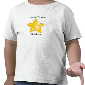 Poca camiseta de la estrella