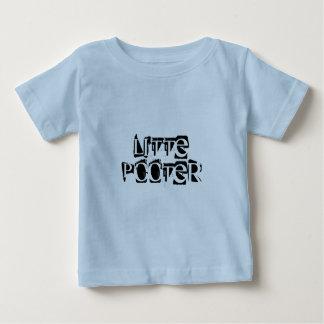 Poca camiseta del bebé de Pooter Playera