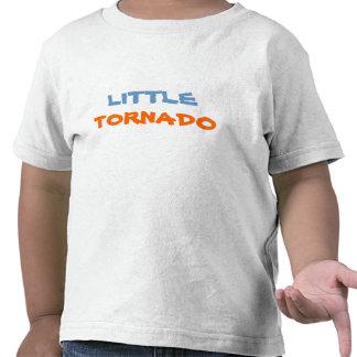 Poca camiseta del tornado para los niños activos h