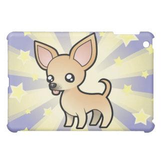 Poca chihuahua de la estrella (capa lisa)