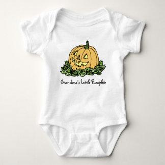 Poca enredadera del bebé de Halloween de la Camisas