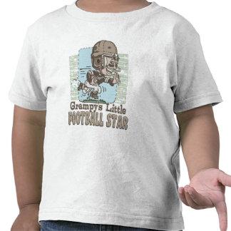 Poca estrella del fútbol de Grampy Camisetas