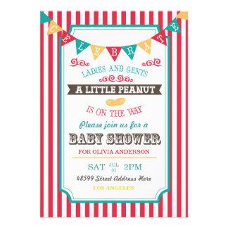 Poca fiesta de bienvenida al bebé del circo del ca comunicado