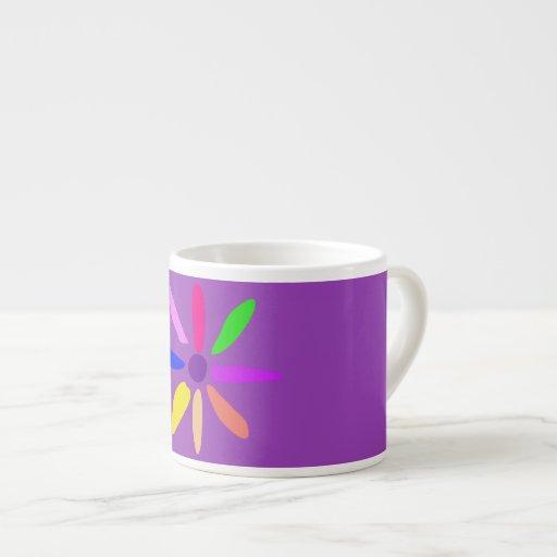 Poca flor tazita espresso