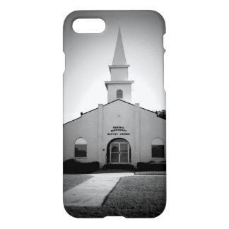 Poca iglesia blanca funda para iPhone 7