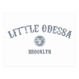 Poca Odessa Tarjetas Postales