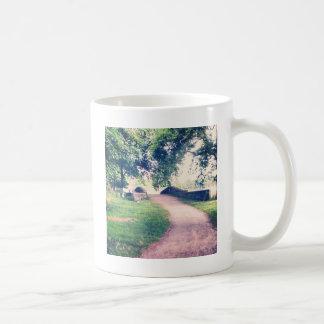Poca pasarela taza de café